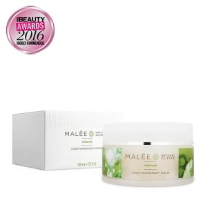 Malée Natural Science - Verdure Body Scrub