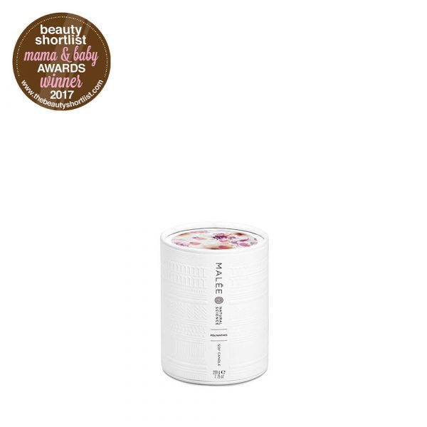 Malée Natural Science - Polyanthes Soybean Candle