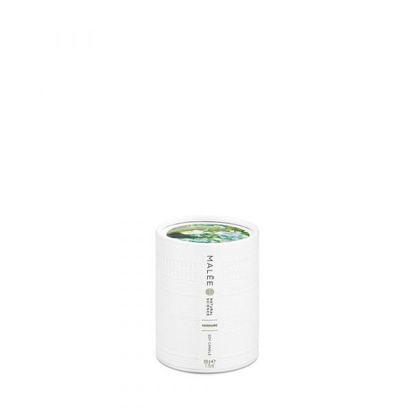 Malée Natural Science - Verdure Soybean Candle
