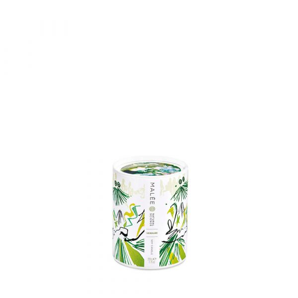 Malée Natural Science - Limited Edition Verdure Soybean Candle