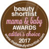 Malée Natural Science Mama & Baby awards editor's choice 2017