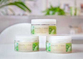 Malee Natural Science - Scrub