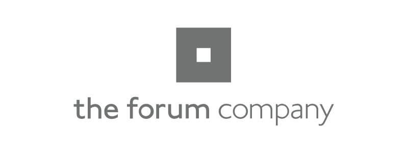 The Forum Company Logo